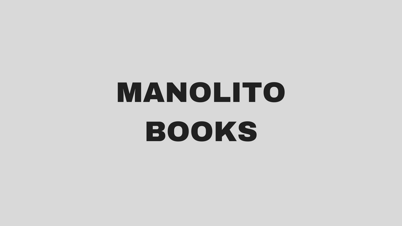 MANOLITO BOOKS