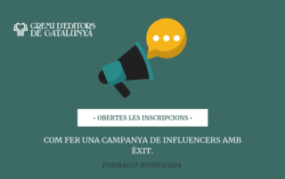 Curs Bonificat Influencers