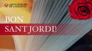 Bon Sant Jordi 2019