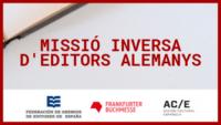 Missió inversa d'editors alemanys