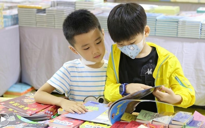 Feria-Internacional-Libro-Infantil-China-Shangai